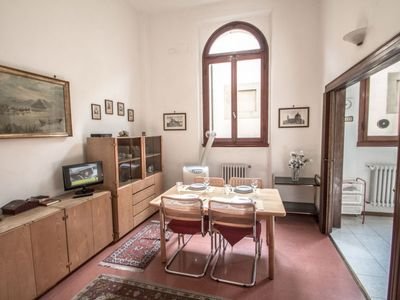 Photo for 3 bedroom Apartment, sleeps 4 in Florence with Air Con and WiFi