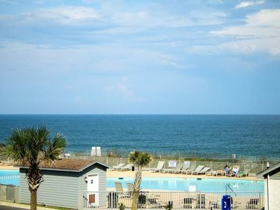 Photo for Myrtle Beach Resort - Prime, Ocean View, Remodeled, End Unit