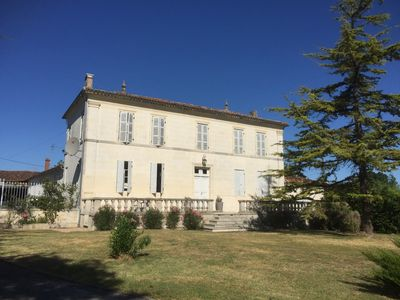 Photo for Maison de Maître with Exclusive Use of Heated Pool And Access to Coas