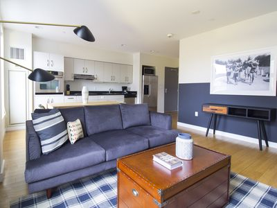 Photo for Sleek 2BR in South End by Sonder