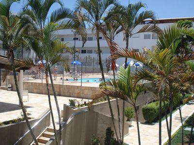 Photo for Apartment Guaruja - Bay, 1 Block to Beach