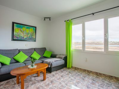Photo for Charming Apartment On the Coast with Wi-Fi; Street Parking Available