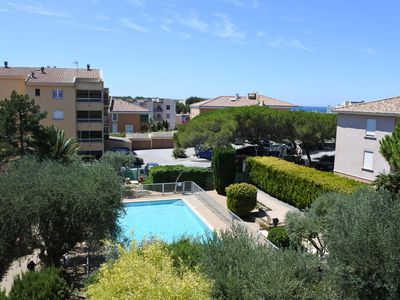 Photo for NEW STUDIO - SWIMMING POOL - 200M BEACH - SIX OVENS THE BEACHES
