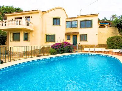 Photo for Large Villa Near Town and Beach, Private Pool and Free WiFi