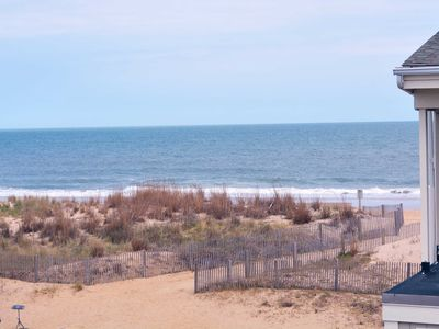 Photo for Luxury Condo Overlooking the Beach with Free WiFi, a Fully Stocked Kitchen, and Granite Countertops Just Steps to the Beach!