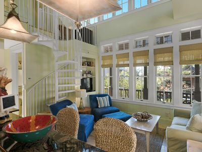 Photo for Whimsical Getaway Retreat in Rosemary Beach, Steps to the Beach/Town-2 Bikes
