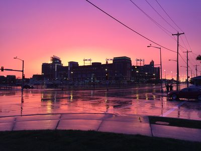 Photo for A Spectacular View of Lambeau Field!
