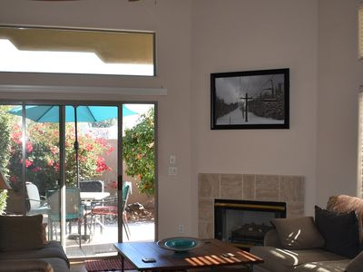 Photo for Lovely Scottsdale Townhome-Gated Community