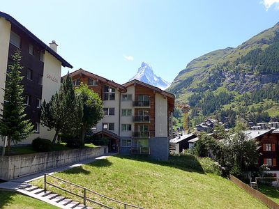 Photo for Apartment Cresta in Zermatt - 6 persons, 3 bedrooms