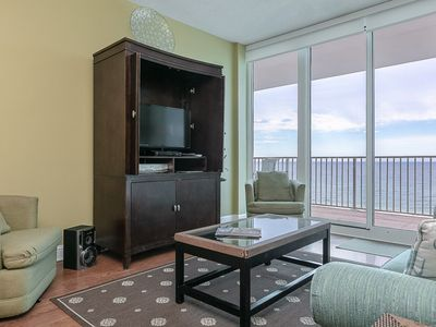 Photo for Relax and Unwind at Lighthouse #611: 2 BR/2 BA Condo in Gulf Shores Sleeps 7