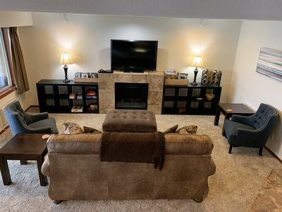 Photo for 2 Bedroom, 2 Bath Executive Suite (sleeps 6) at the Grandview on the Lake