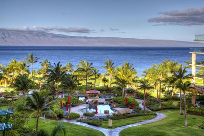 A Glorious Maui Morning! The view from our condo.