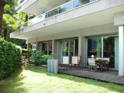Photo for Apartment Residenza Majestic in Lugano - 4 persons, 2 bedrooms