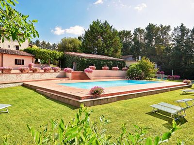 Photo for Vacation home Il Bardeggiano (COL240) in Colle Val d'Elsa - 2 persons, 1 bedrooms
