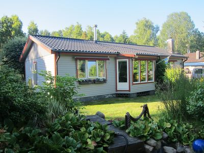 Photo for Spacious holiday home near the water in Småland