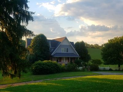 Photo for 4BR Estate Vacation Rental in Rock Cave, West Virginia