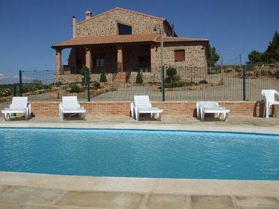 Photo for Self catering Masia Antaviana for 14 people plus 7 plegatines