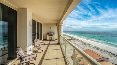 Photo for Spectacular Views of the Gulf of Mexico, Right on the Beach