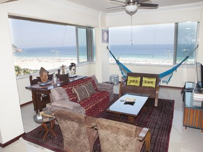 Photo for Panoramic Ocean View Apartment. Spacious & Centrally Located. Great Reviews!