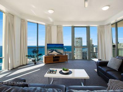 Photo for SUN CITY 2 BEDROOM 25TH FLOOR OCEAN VIEW