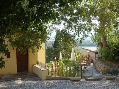 Photo for Small villa overlooking the Umbrian Valley # 2