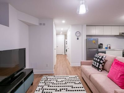 Photo for Cozy 2 Bedroom Suite Near High Park