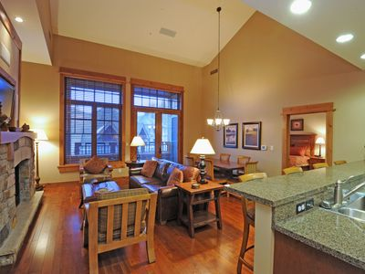 Photo for Beautiful Top Floor Village at Northstar Residence - Big Horn 503