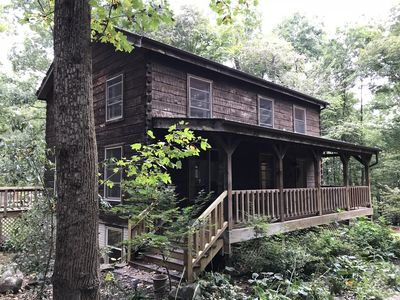 Photo for Entire Log Cabin Vacation Rental 4 Bedroom