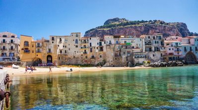 Photo for 4BR Apartment Vacation Rental in Cefalù, Sicilia