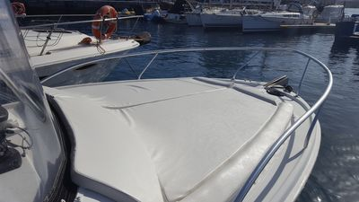 Photo for Fishing Boat Rental Paseo en el Paraiso in the South of Tenerife