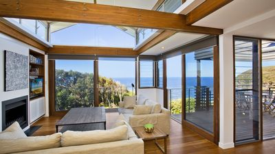 Photo for CALUMET, MACMASTERS BEACH - WATERFRONT, BREATHTAKING OCEAN VIEWS, 12M POOL, WIFI