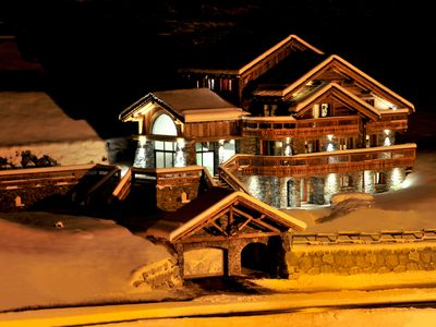 Photo for Luxury Chalet | Pool | Ski in & out | 16p