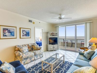 Photo for Spacious 3b/3b Condo | Private Balcony Views of Gulf of Mexico | My Beach Getaways
