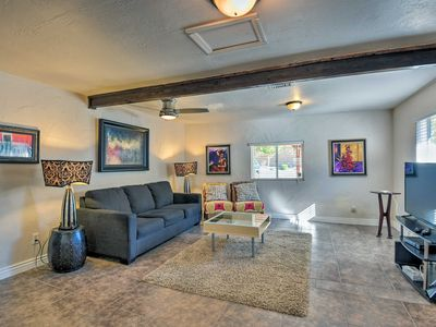 Photo for Contemporary Apt-8 Miles from Old Town Scottsdale!