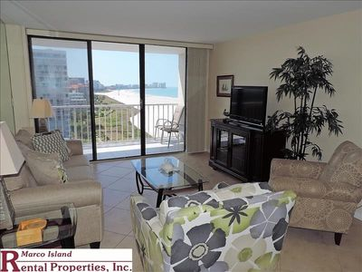 Photo for South Seas T3-1509; What a view from both bedrooms and livingroom in this condo!