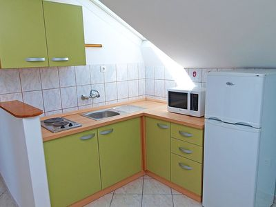 Photo for Apartment in the center of Brodarica with Parking, Internet, Washing machine, Air conditioning (114293)