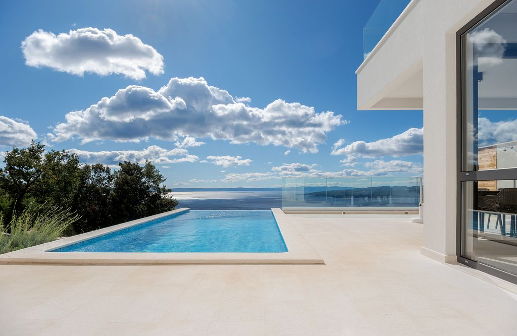 Villa Bellevue Bast new modern luxury
