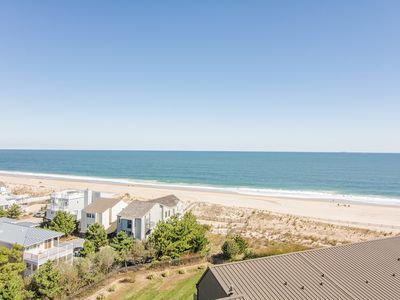 Photo for A807: 2BR Sea Colony Oceanfront Condo | Private beach, pools, tennis ...