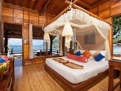 Photo for Exordinary Sea View Suite in Ko Tao