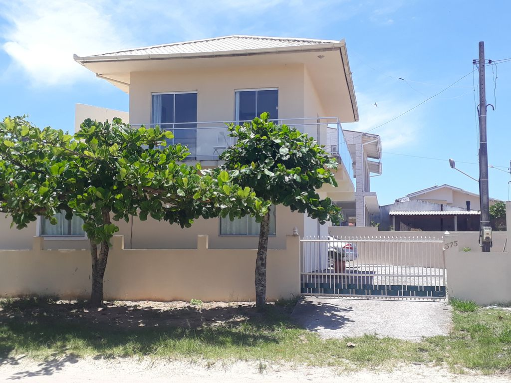 House Two Floors In Praia Da Pinheira