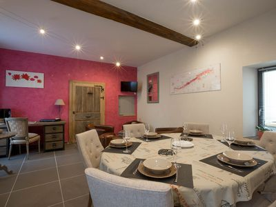 Photo for town house, quiet, inner courtyard, ideal to enjoy Beaune