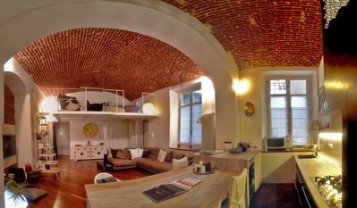 Photo for Fantastic loft in Liberty Turin