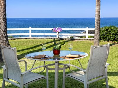 Photo for Ocean Front Villa| Very Spacious | AC | WIFI | Starting at $345