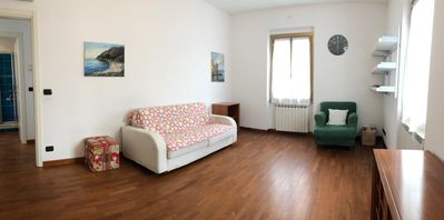 Photo for Splendid villa with garden and private parking space