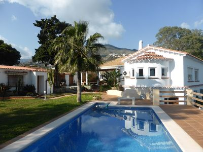 Photo for Perfect for social distancing! Very spacious, amazing views, garden and pool!