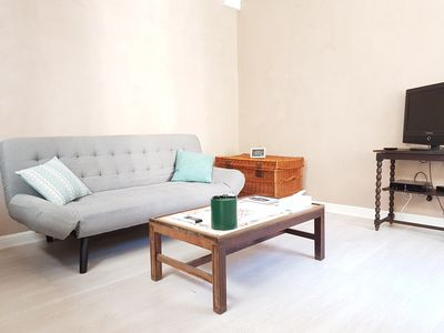 Photo for Renovated and air-conditioned 2 steps from Garibaldi and Old Nice