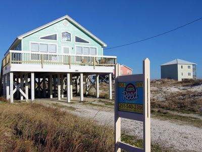 Photo for Casa Verdi - Cozy 2 br/2 ba Gulf Side Beach Home, Sleeps 6