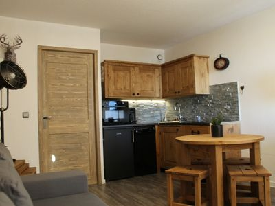 Photo for La Rosiere - Appart 4 pers Neuf renovated Exceptional view - Near the slopes