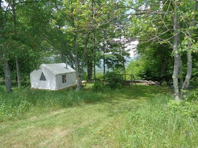 Photo for 1BR Mobile Home Vacation Rental in East Meredith, New York