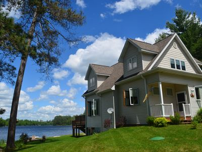 Photo for Shoreview Lake House:    Perfect every season